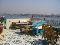 Hagag House roof terrace